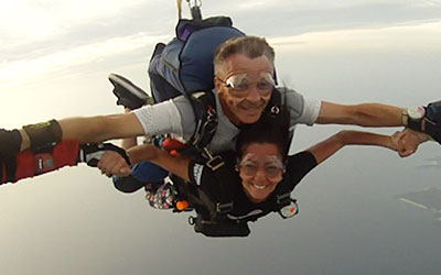 tandem-jump
